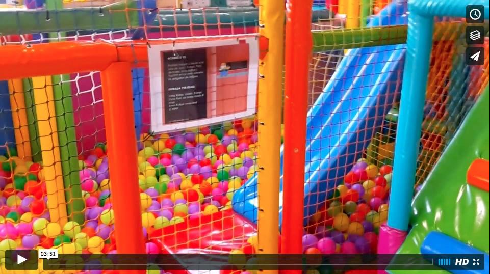 Video espai de festa vilalba